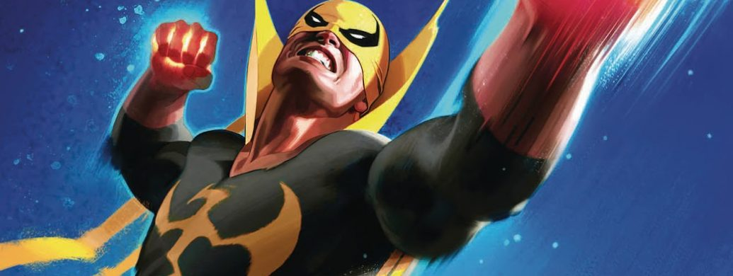 Review - Iron Fist #1 (2017)
