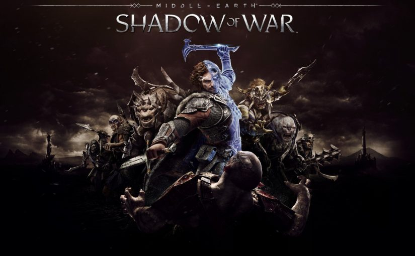 Monolith Productions releases Middle-earth Shadow of War Trailer! UPDATE: !!!
