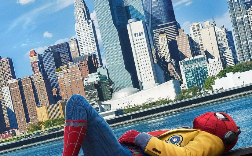 Spider-Man Homecoming (2017) Official Trailer is here!!!!