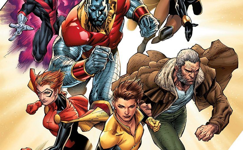 Review – X-Men Gold #1: Back to the Basics