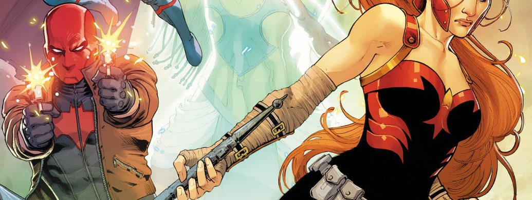 Review - Red Hood And The Outlaws: Rebirth #9