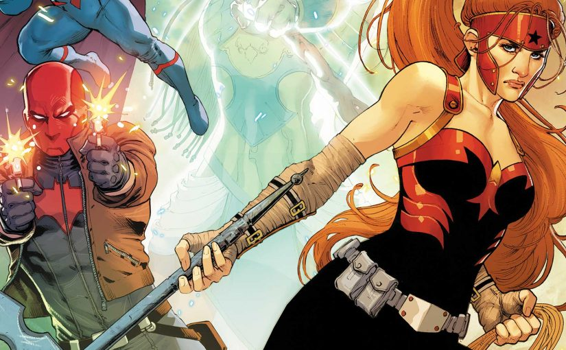 Review – Red Hood And The Outlaws: Rebirth #9