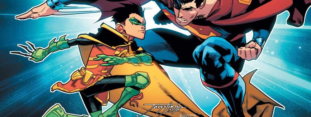 Review - Super Sons Rebrith #3 :When I Grow Up... Part Three: Sibling Rivalry