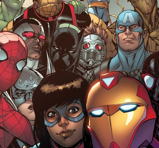 Review – Invincible Iron Man (2016) #5