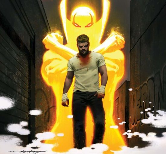 Review – Iron Fist #2 (2017) : The Trial of The Seven Masters