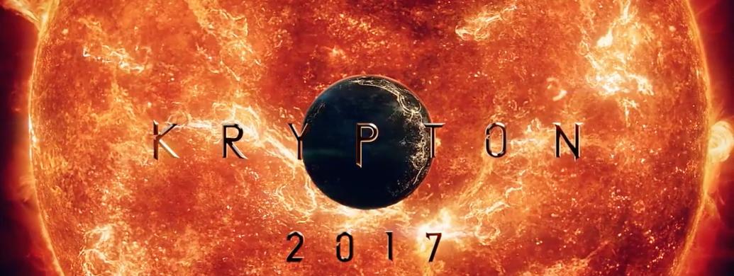SyFy & DC's Krypton TV Series!!!