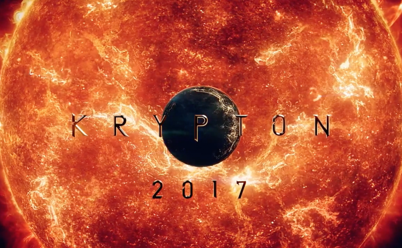 SyFy & DC's Krypton TV Series!!!