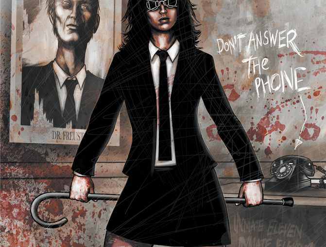 Review – Malefic #3