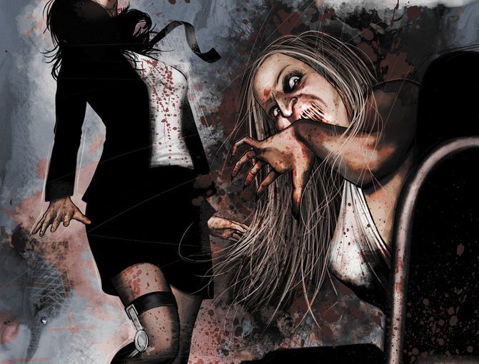 Review – Malefic #8
