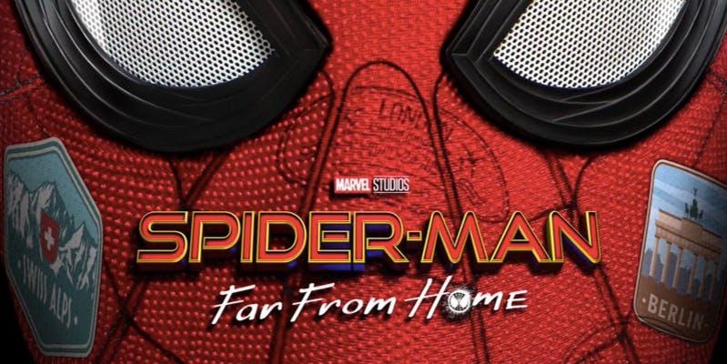 Marvel's Spider-Man Far From Home Teaser Released
