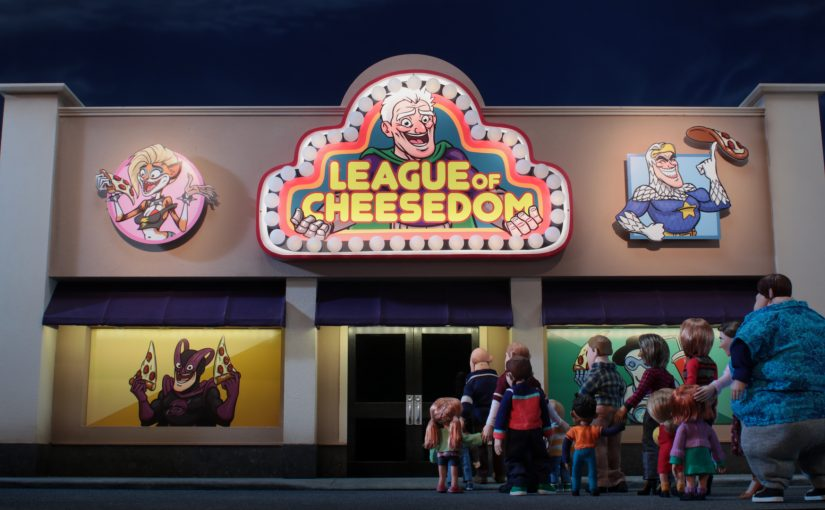 """Review – SuperMansion S2 """"The League of Cheesedom"""""""