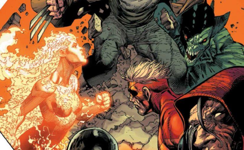 Review – X-Men Gold #2 (2017)