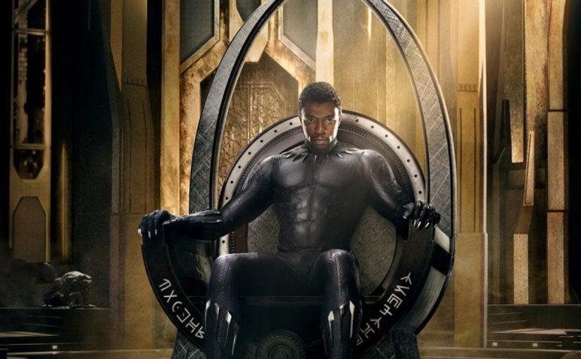 Black Panther Teaser Tailer!!