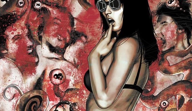 Review - Malefic #7
