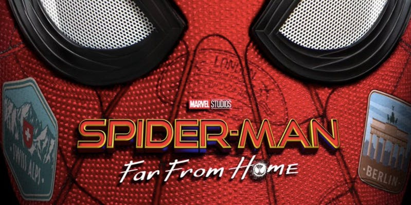 Marvel's Spider-Man Far From Home Teaser Released
